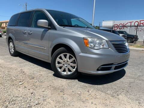 2014 Chrysler Town and Country for sale at Boktor Motors in Las Vegas NV