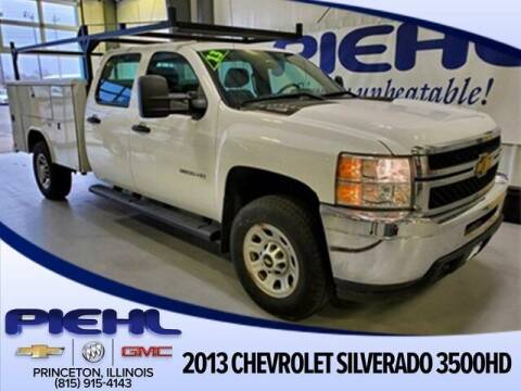 2013 Chevrolet Silverado 3500HD for sale at Piehl Motors - PIEHL Chevrolet Buick Cadillac in Princeton IL
