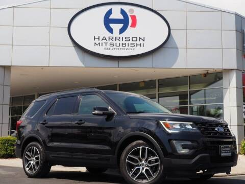 2017 Ford Explorer for sale at Harrison Imports in Sandy UT
