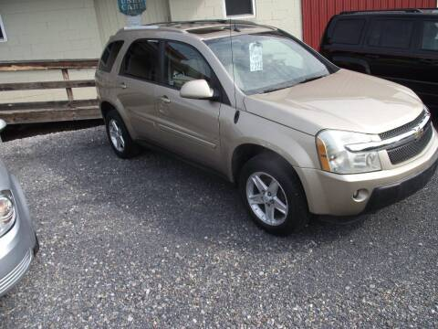 2006 Chevrolet Equinox for sale at Country Truck and Car Lot II in Richfield PA