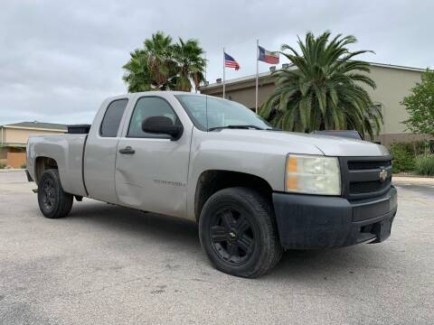 2008 Chevrolet Silverado 1500 for sale at C.J. AUTO SALES llc. in San Antonio TX