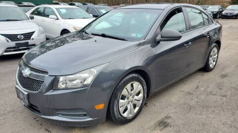 2013 Chevrolet Cruze for sale at GA Auto IMPORTS  LLC in Buford GA