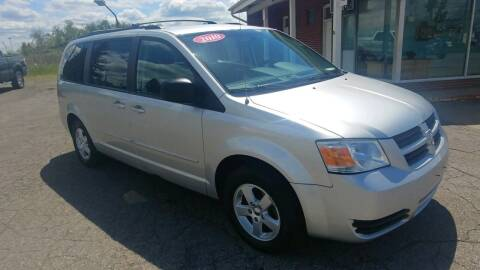 2010 Dodge Grand Caravan for sale at AutoBoss PRE-OWNED SALES in Saint Clairsville OH
