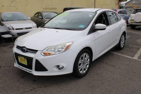 2012 Ford Focus for sale at Lodi Auto Mart in Lodi NJ