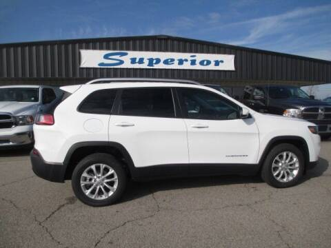2020 Jeep Cherokee for sale at SUPERIOR CHRYSLER DODGE JEEP RAM FIAT in Henderson NC