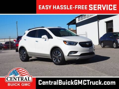 2017 Buick Encore for sale at Central Buick GMC in Winter Haven FL