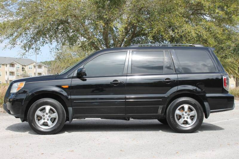 2007 Honda Pilot for sale at Continental Auto Group in Jacksonville FL