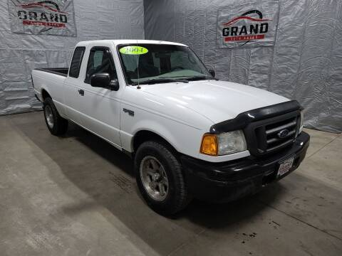 2004 Ford Ranger for sale at GRAND AUTO SALES in Grand Island NE