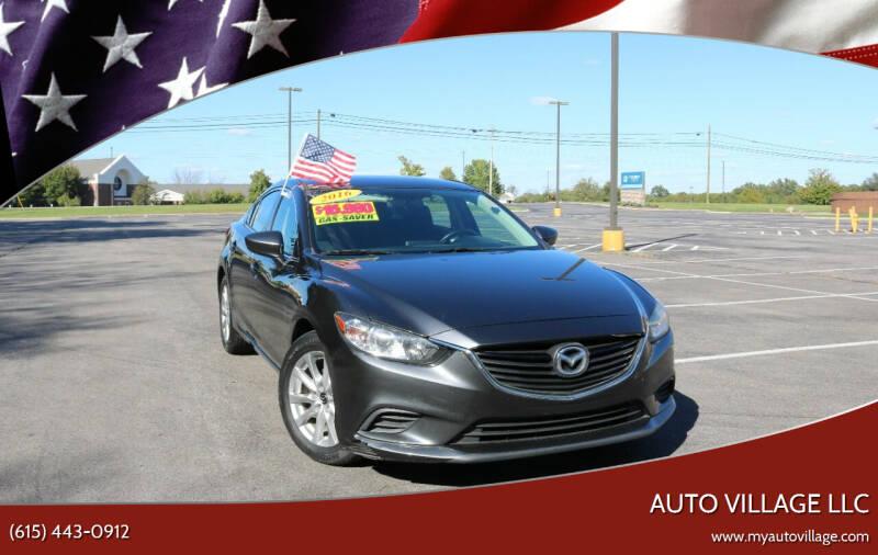 2016 Mazda MAZDA6 for sale at AUTO VILLAGE LLC in Lebanon TN