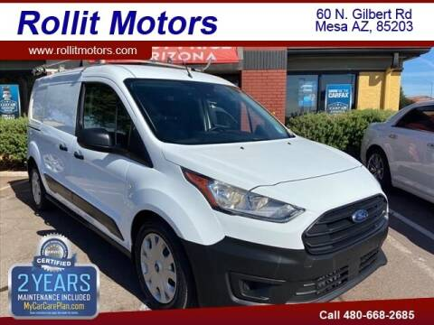 2019 Ford Transit Connect Cargo for sale at Rollit Motors in Mesa AZ