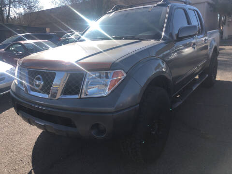 2005 Nissan Frontier for sale at Mister Auto in Lakewood CO