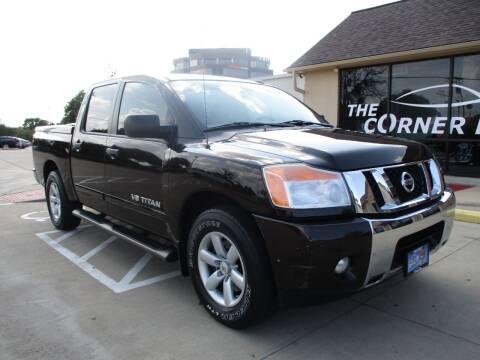 2014 Nissan Titan for sale at Cornerlot.net in Bryan TX