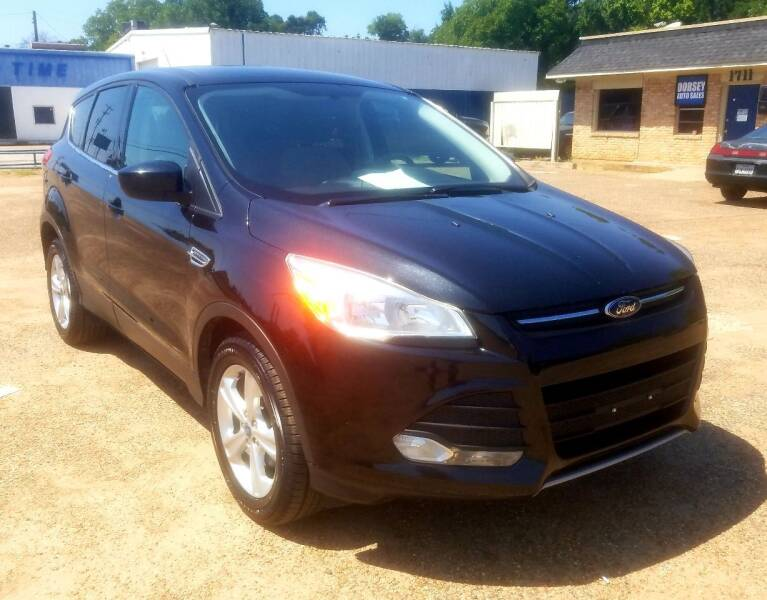 2013 Ford Escape for sale at Dorsey Auto Sales in Tyler TX