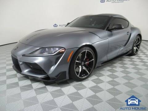 2021 Toyota GR Supra for sale at Curry's Cars Powered by Autohouse - Auto House Tempe in Tempe AZ