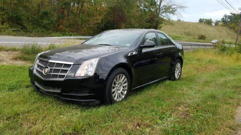 2011 Cadillac CTS for sale at D & M Auto Sales & Repairs INC in Kerhonkson NY