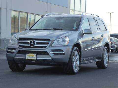 2011 Mercedes-Benz GL-Class for sale at Loudoun Used Cars - LOUDOUN MOTOR CARS in Chantilly VA