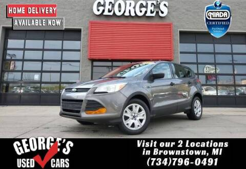 2013 Ford Escape for sale at George's Used Cars - Pennsylvania & Allen in Brownstown MI