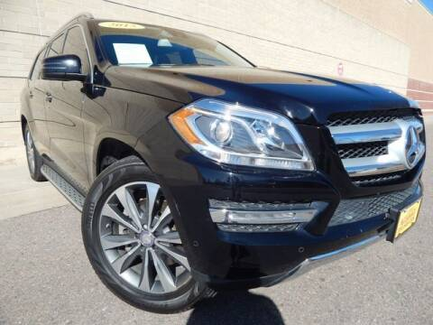 2015 Mercedes-Benz GL-Class for sale at Altitude Auto Sales in Denver CO