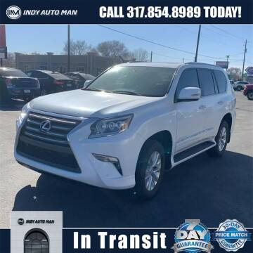 2015 Lexus GX 460 for sale at INDY AUTO MAN in Indianapolis IN