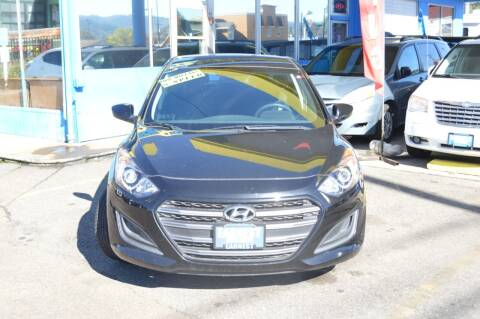 2016 Hyundai Elantra GT for sale at Earnest Auto Sales in Roseburg OR