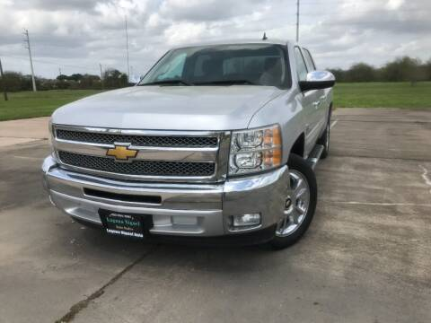 2013 Chevrolet Silverado 1500 for sale at Laguna Niguel in Rosenberg TX