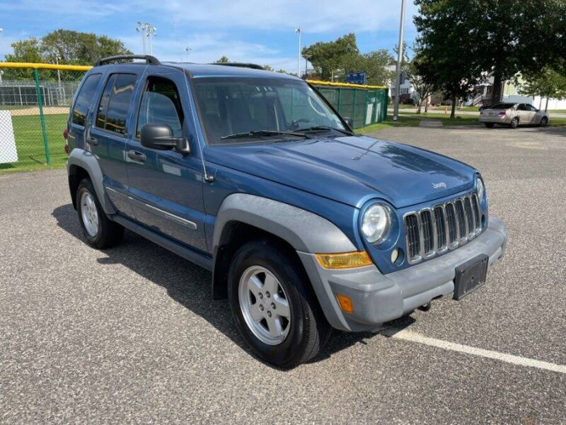 2005 Jeep Liberty for sale at Cars With Deals in Lyndhurst NJ