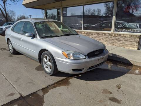 2006 Ford Taurus for sale at Second Chance Auto in Sioux Falls SD