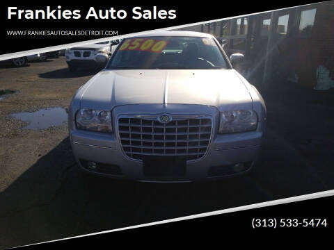 2008 Chrysler 300 for sale at Frankies Auto Sales in Detroit MI