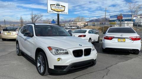 2014 BMW X1 for sale at CarSmart Auto Group in Murray UT