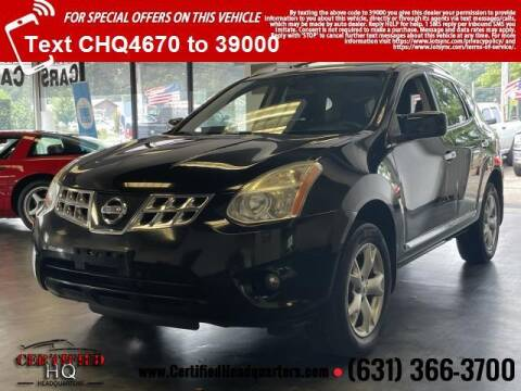 2011 Nissan Rogue for sale at CERTIFIED HEADQUARTERS in Saint James NY