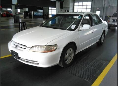 2001 Honda Accord for sale at HW Used Car Sales LTD in Chicago IL
