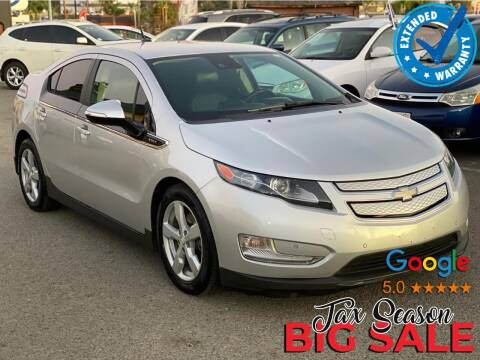 2013 Chevrolet Volt for sale at Gold Coast Motors in Lemon Grove CA