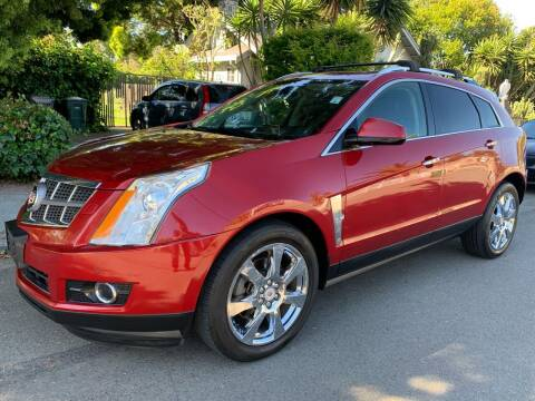 2011 Cadillac SRX for sale at ZaZa Motors in San Leandro CA