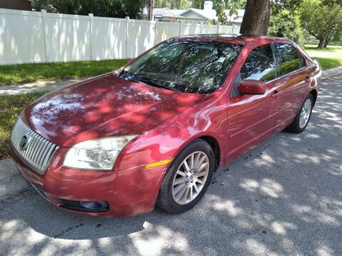 2006 Mercury Milan for sale at Low Price Auto Sales LLC in Palm Harbor FL