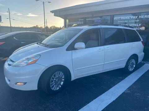 2010 Toyota Sienna for sale at Guidance Auto Sales LLC in Columbia TN