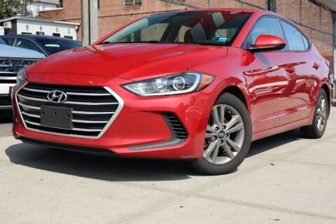 2018 Hyundai Elantra for sale at HILLSIDE AUTO MALL INC in Jamaica NY