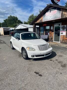 2008 Chrysler PT Cruiser for sale at LEE AUTO SALES in McAlester OK