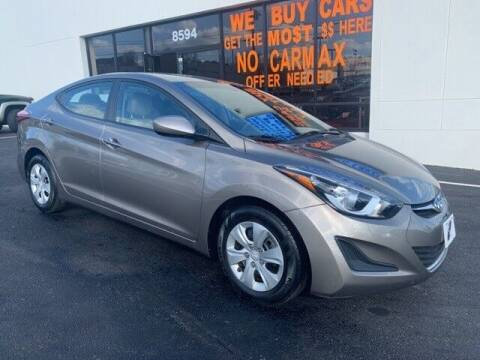 2016 Hyundai Elantra for sale at BuyFromAndy.com at Hi Lo Auto Sales in Frederick MD