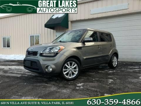 2013 Kia Soul for sale at Great Lakes AutoSports in Villa Park IL