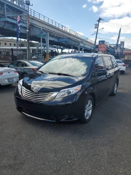 2011 Toyota Sienna for sale at Key & V Auto Sales in Philadelphia PA