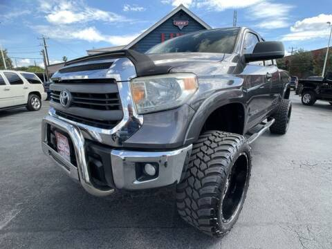 2014 Toyota Tundra for sale at LUNA CAR CENTER in San Antonio TX