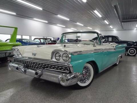 1959 Ford Galaxie 500 for sale at Custom Rods and Muscle in Celina OH