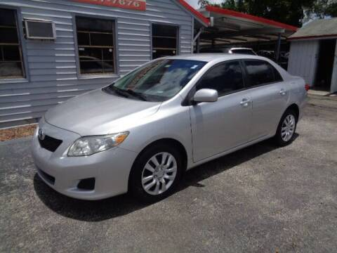 2009 Toyota Corolla for sale at Z Motors in North Lauderdale FL