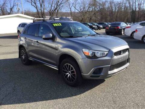 2012 Mitsubishi Outlander Sport for sale at Techno Motors in Danbury CT