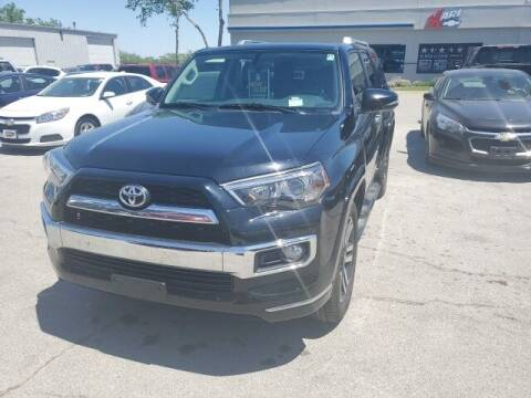 2015 Toyota 4Runner for sale at Karl Pre-Owned in Glidden IA