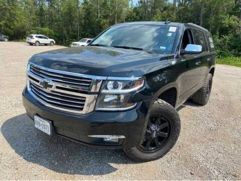 2017 Chevrolet Tahoe for sale at FREDY USED CAR SALES in Houston TX