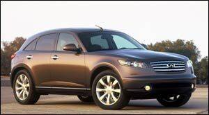 2003 Infiniti FX45 for sale at AME Motorz in Wilkes Barre PA