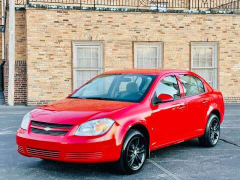 2008 Chevrolet Cobalt for sale at ARCH AUTO SALES in St. Louis MO