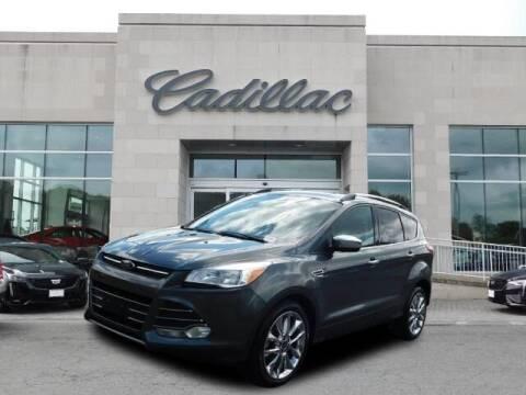 2015 Ford Escape for sale at Radley Cadillac in Fredericksburg VA