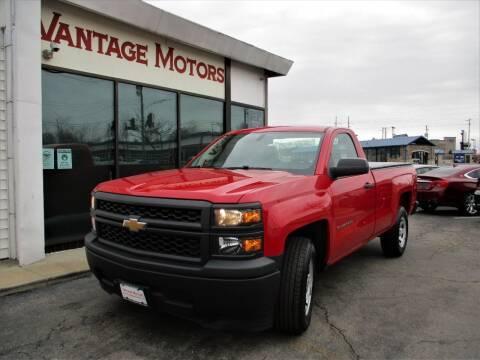 2015 Chevrolet Silverado 1500 for sale at Vantage Motors LLC in Raytown MO